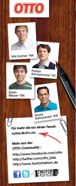 @otto_de Twitter Hintergrundbild